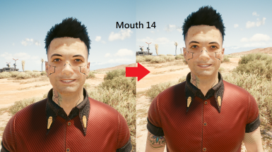Mouth 14