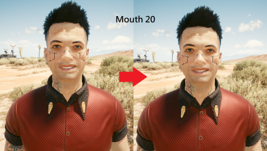 Mouth 20