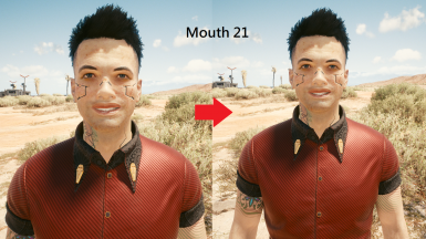 Mouth 21