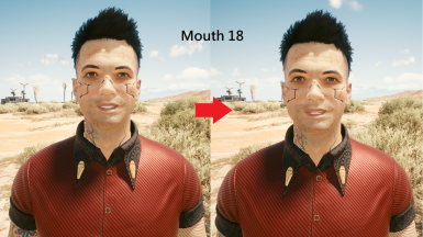 Mouth 18