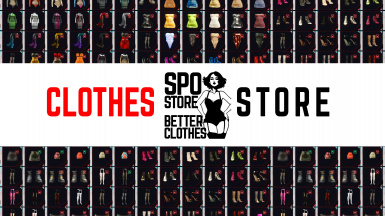 spawn0 - CLOTHING STORE - best clothes selection from BETTER CLOTHES MOD