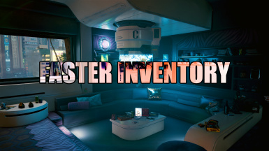 Faster Inventory