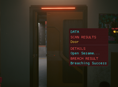 Open Sesame Mod (Press E to open Locked Doors and Cars and more)