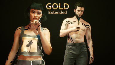 Optional File: B - Gold Extended