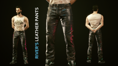 Optional File: M - River's Leather Pants