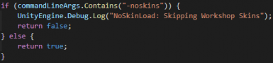 NoSkinLoad