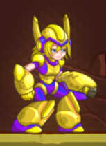 Thanos outfit for Nina