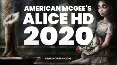 American Mcgee's Alice HD 2020