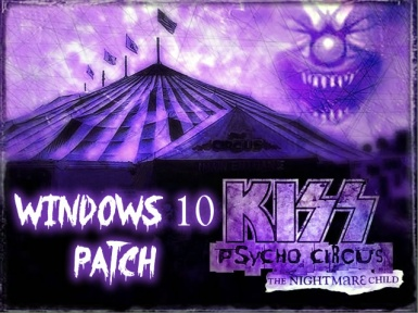 Kiss Psycho Circus The Nightmare Child (Windows 10 Patch)