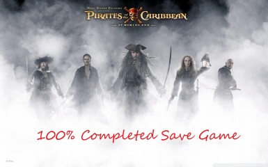 100 Percent Completed Game