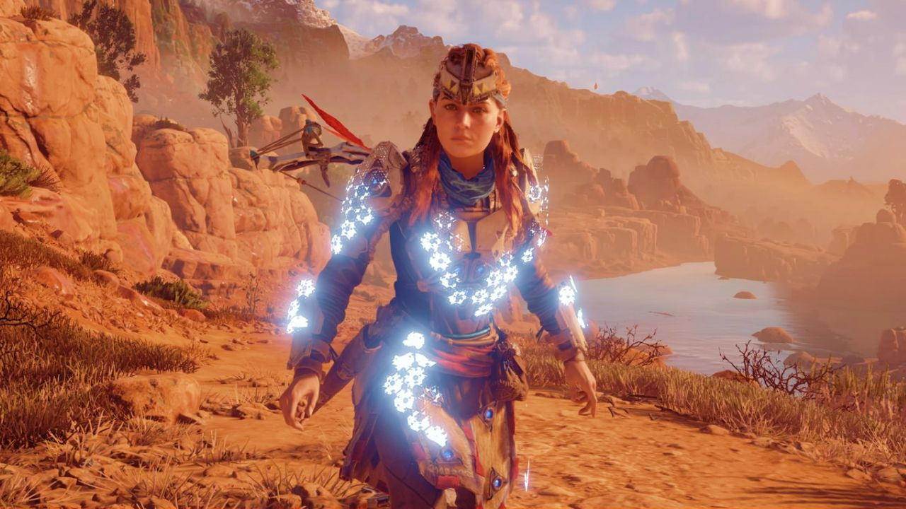 Horizon Zero Dawn Nude Aloy Mod available for download