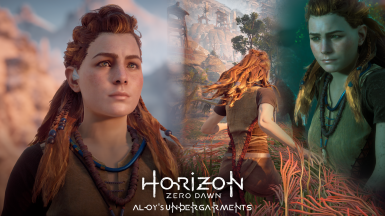 Play with Aloy's Undergarments