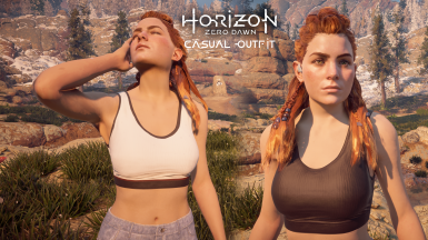 Casual Outfit for Aloy