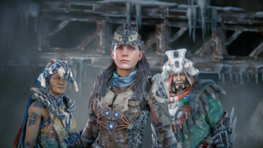 Horizon Zero Dawn - complete save with everything - (Ready for New Game Plus)