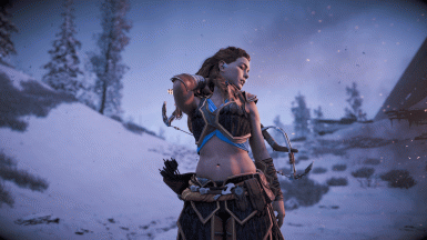 Barely THICC Aloy - ONLY Carja Summer Blazon Outfit