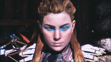 New Face Paints For Aloy