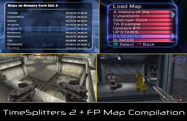 TS2 and Future Perfect Map Packs