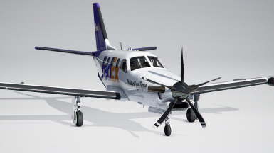 Daher TBM 930 Livery Pack