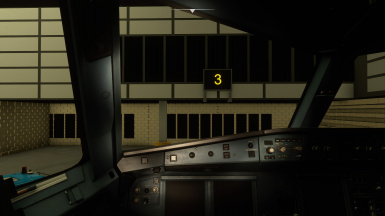 Cold and dark on stand 3 Airbus Fly by Wire Mod