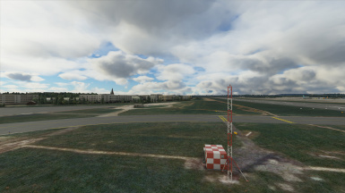 V3.0 ILS Equipment and church added