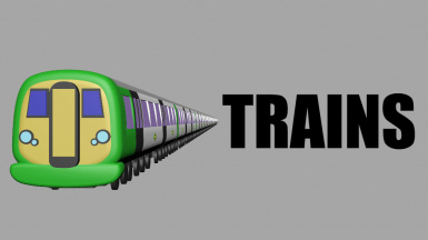 Trains are coming