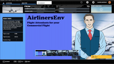 AirlinersEnv