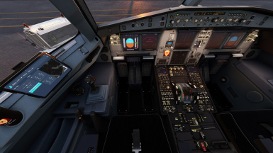 FBW A32NX - Carbon Cockpit works flybywire