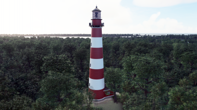 Virginia's Assateague Lighthouse