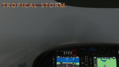 More Interesting Weather Presets