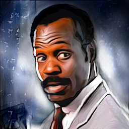 Lethal Weapon Portrait - Riggs and Murtaugh