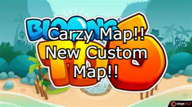 New Carzy Map (Custom Map With Map Loader)