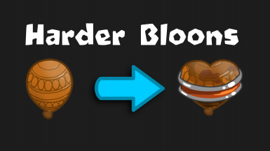 Harder Bloons