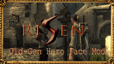 Old-Gen Hero Face Mod