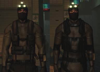 Masked Stealth Suits - Balaclava