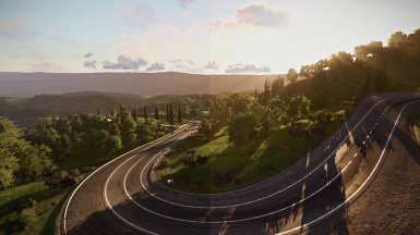 impression reshade right side screen