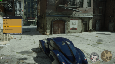 Mafia Definitive Editon Fuel Tank option with Text Input and More Added Text inputs