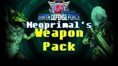 Neoprimal's Weapon Pack