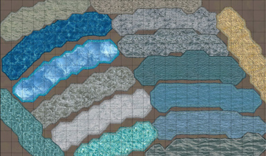 Apocalyptic Assets Vol 9 - Water Material Brushes