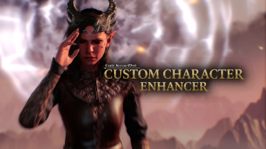 Custom Character Enhancer