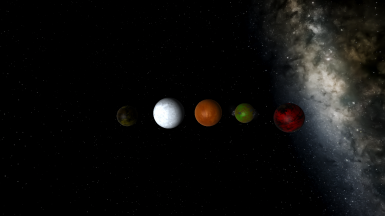 Star Wars Planets for US2