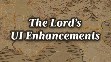 The Lord's UI Enhancements