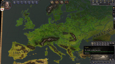 Performance Mods Remove India-Only Europe-Flat Map-Nontransparent