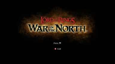 lord of the rings - war in the north care package