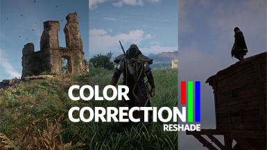 Assassin's creed Valhalla - COLOR CORRECTION - REALISTIC Reshade Preset