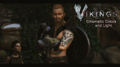 VIKINGS Cinematic Colors and Light