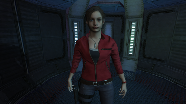 Claire Redfield from RE2 Remake