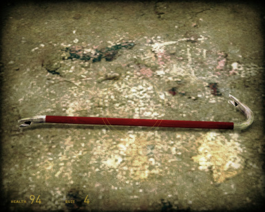 Brighter Half-Life 1 Styled Crowbar