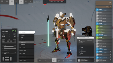 Enhanced Mech Customisation