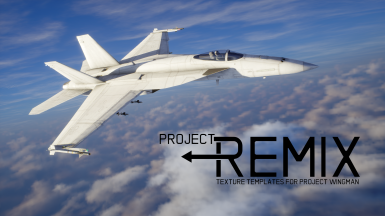Project REMIX- Project Wingman Texture Modding Resources