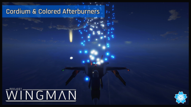 Cordium and Colored Afterburners